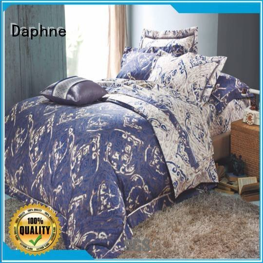 Daphne Brand attractive cotton vividly 100 cotton bedding sets