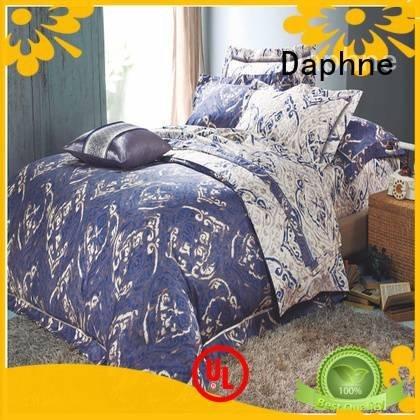 Quality 100 cotton bedding sets Daphne Brand sophisticated Cotton Bedding Sets