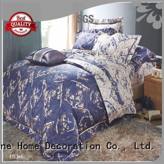 OEM Cotton Bedding Sets colored daphne 100 cotton bedding sets