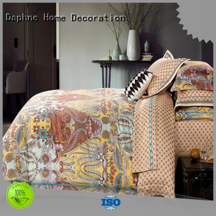 Daphne Cotton Bedding Sets patterns fashionable linen bedroom
