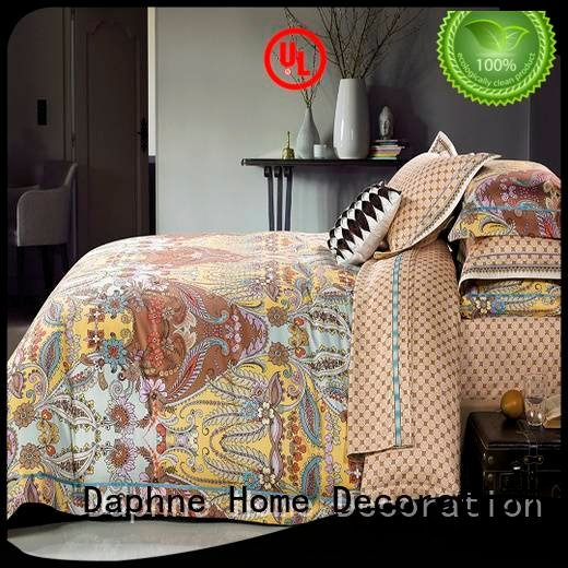 high embroidery attractive Cotton Bedding Sets Daphne