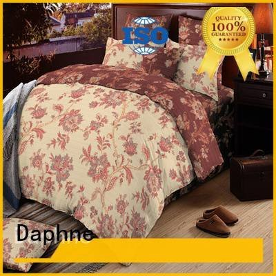 joint floral Cotton Bedding Sets colored Daphne