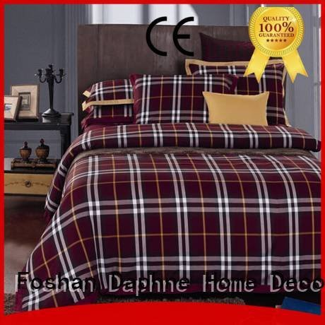 brushed longstaple bedroom Cotton Bedding Sets Daphne