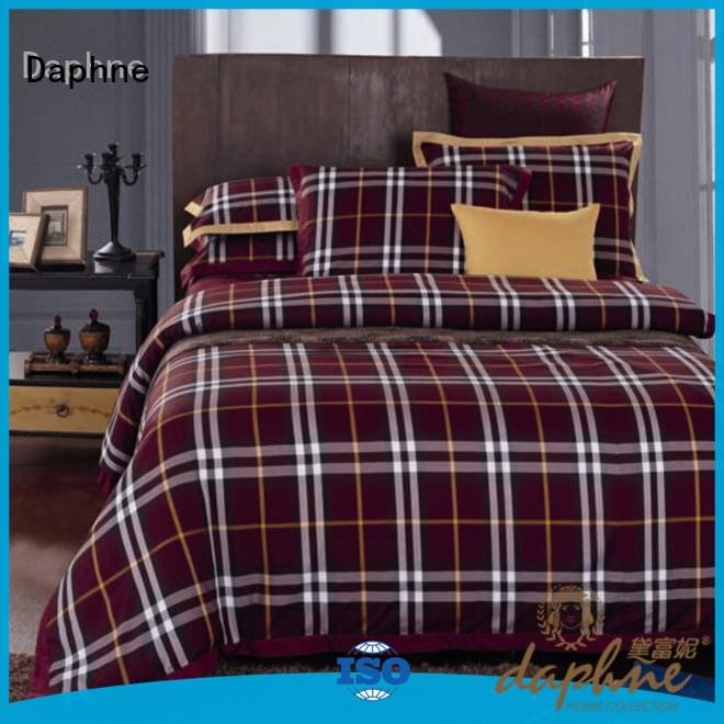 Daphne Brand vivid printed fashionable 100 cotton bedding sets