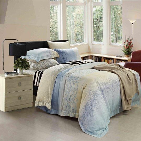 Polar Light Modal Bed Sheet Set