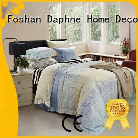 flower cup duvet modal sheets Daphne manufacture