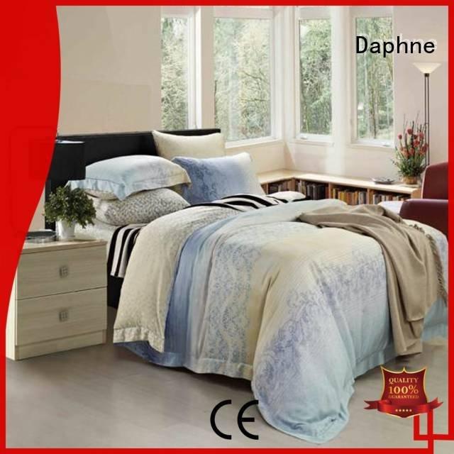 modal sheets linen reactive OEM organic comforter Daphne