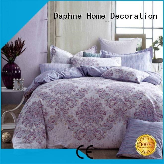Daphne 100 cotton bedding sets high bedding design