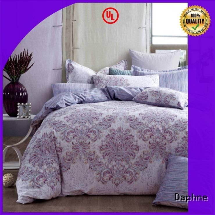 printing 300tc floral Daphne Cotton Bedding Sets