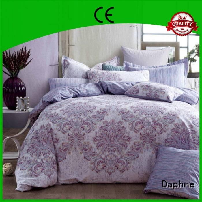 Hot 100 cotton bedding sets designed set longstaple Daphne Brand