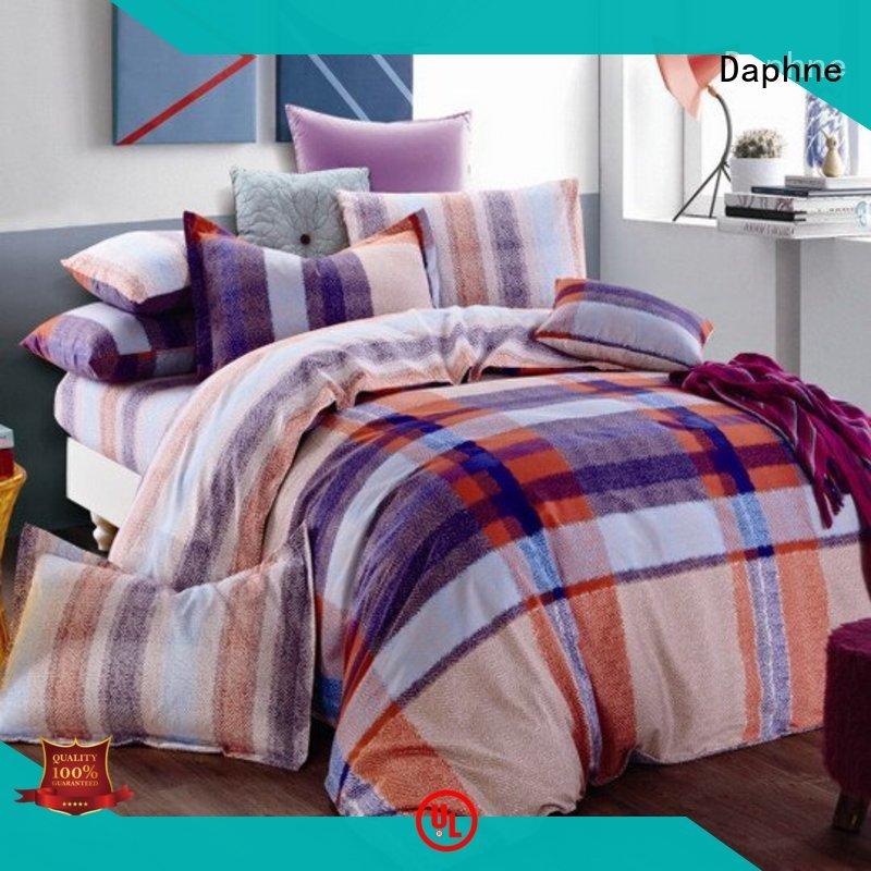 Wholesale linen Cotton Bedding Sets Daphne Brand