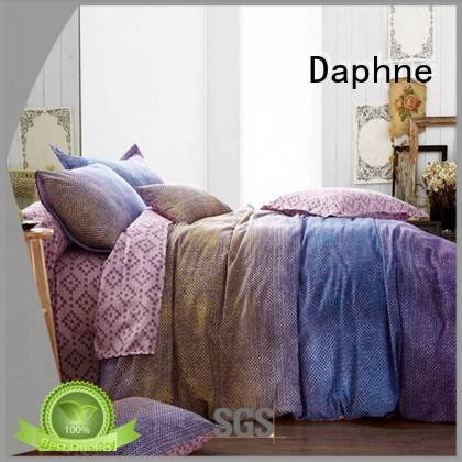 Daphne 100 cotton bedding sets cover pattern attractive