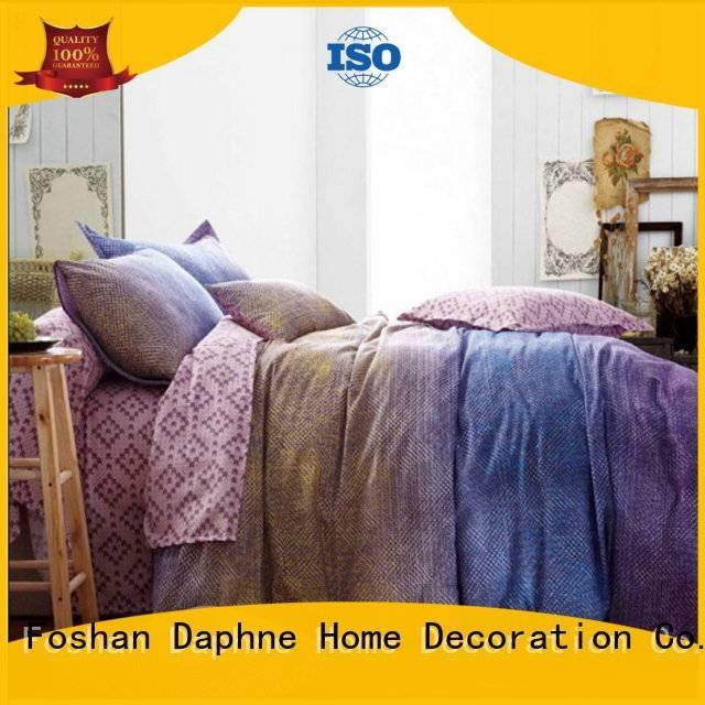 duvet Cotton Bedding Sets printed linen Daphne