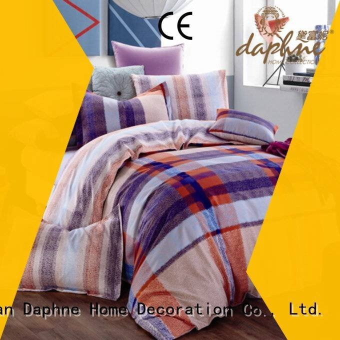 Wholesale patterns sophisticated Cotton Bedding Sets Daphne Brand
