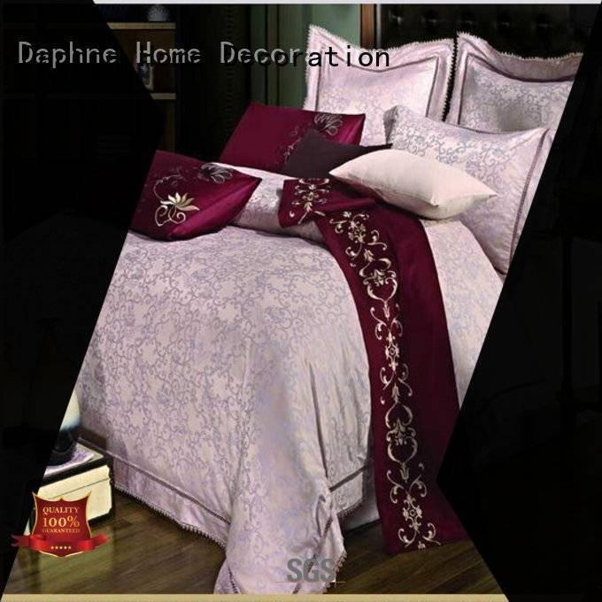 sheet comforter noble modal Daphne jacquard duvet cover king