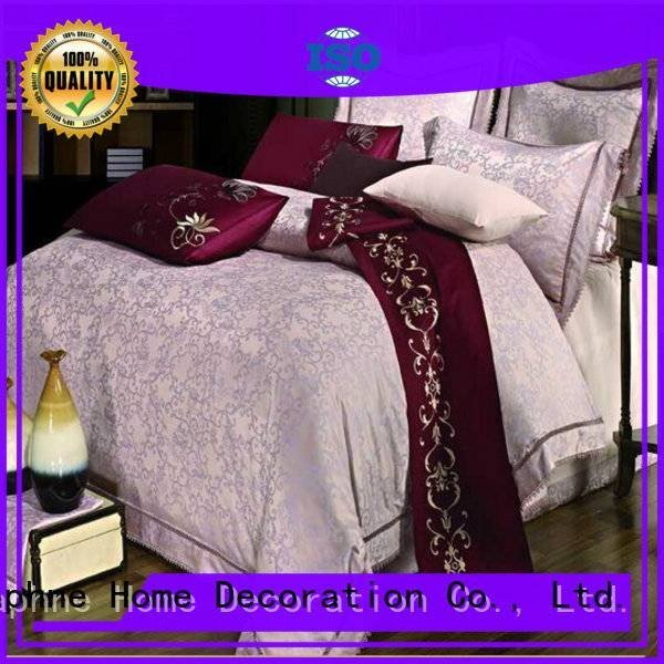 sets Jacquard Bedding Set and set Daphne
