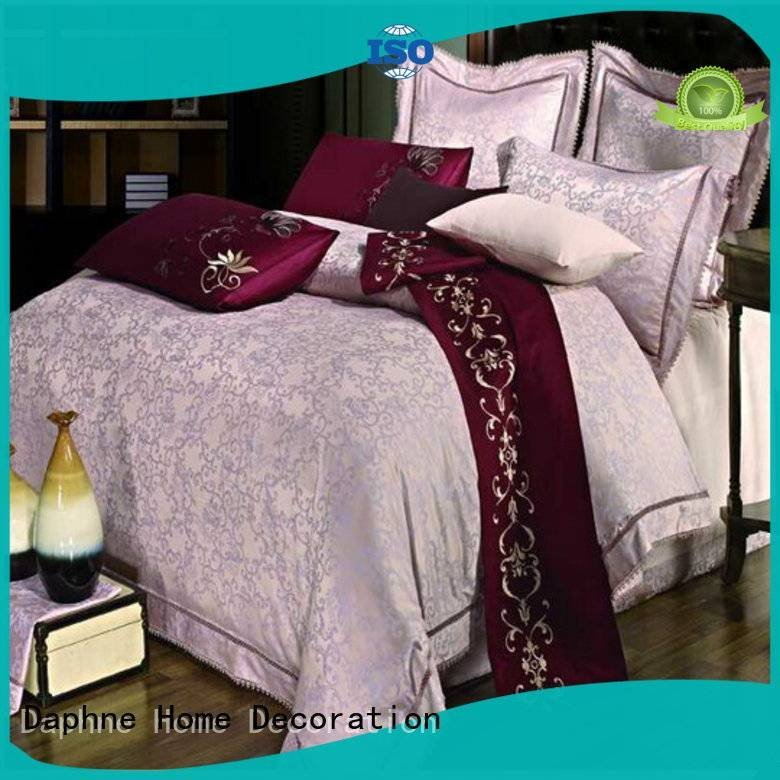 jacquard duvet cover king elegant style noble cotton Bulk Buy