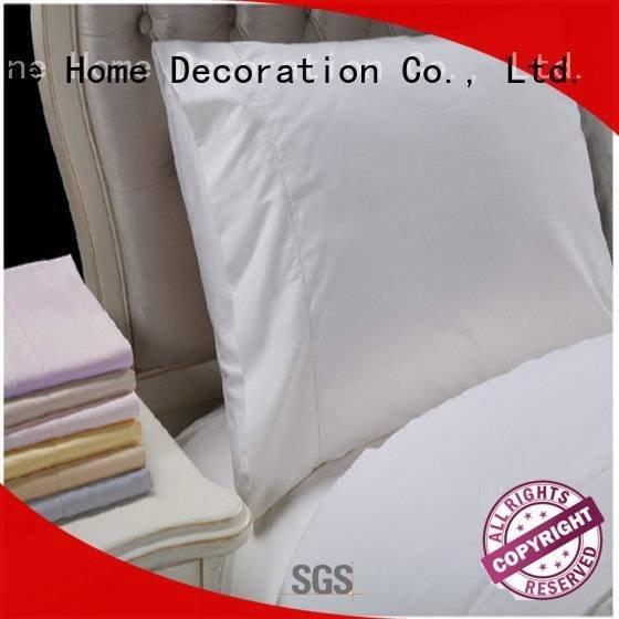 linen bedding sets cover Solid Color Bedding set