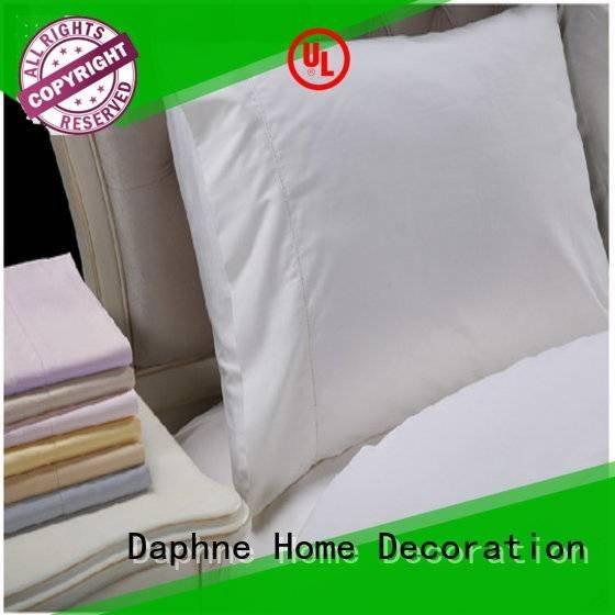 linen bedding sets set turquoise OEM Solid Color Bedding Daphne