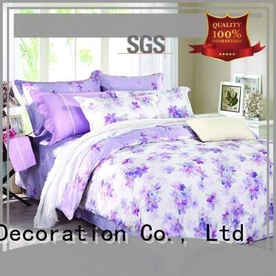 vivid daphne magnolia OEM Cotton Bedding Sets Daphne