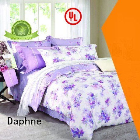 fashionable stylish 100 cotton bedding sets Daphne