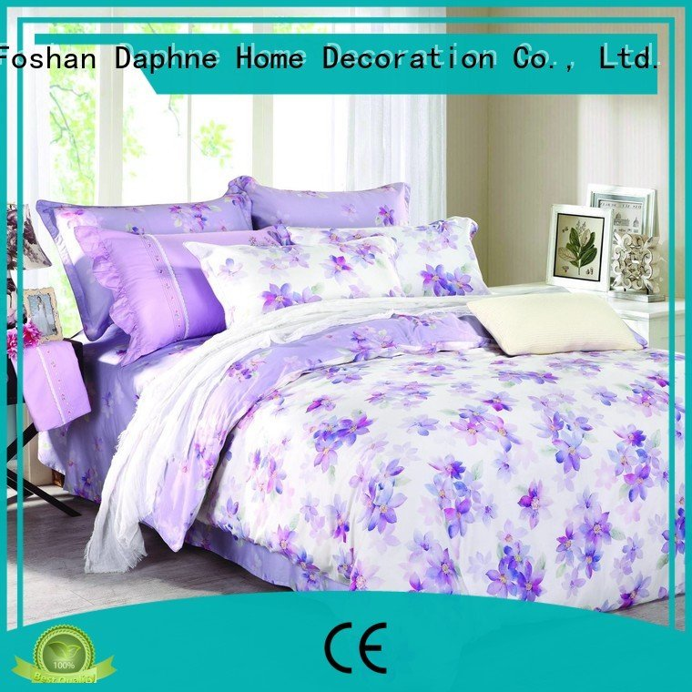 100 cotton bedding sets comfortable Daphne Brand Cotton Bedding Sets