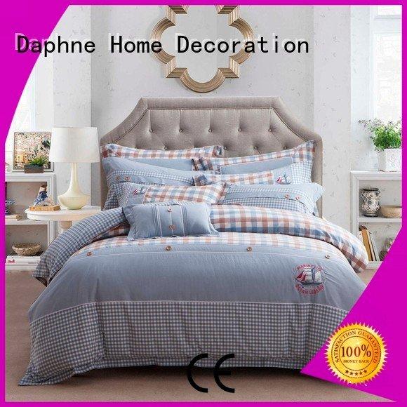 patterns embroidery daphne 100 cotton bedding sets Daphne