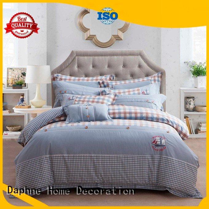 high patterns magnolia Daphne 100 cotton bedding sets