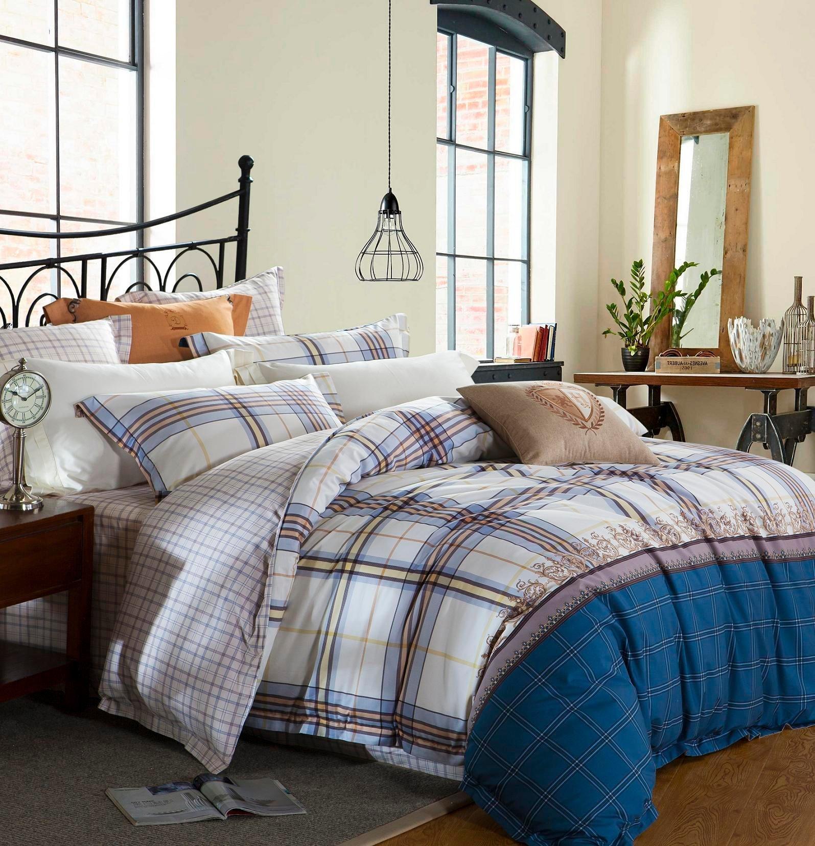 Daphne Brand print soft Cotton Bedding Sets daphne comfortable