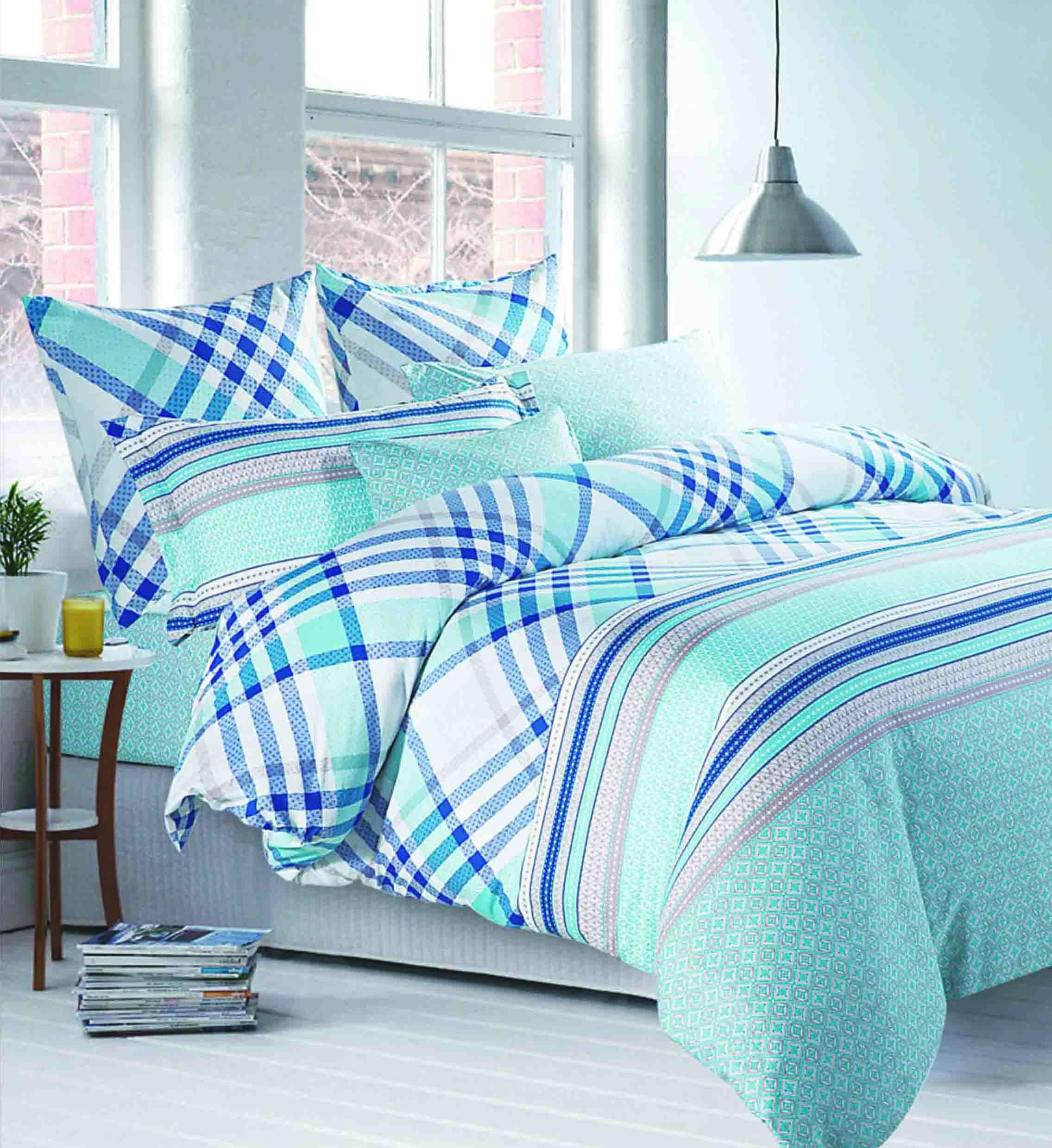 cotton gorgeous blossom Daphne Brand Cotton Bedding Sets