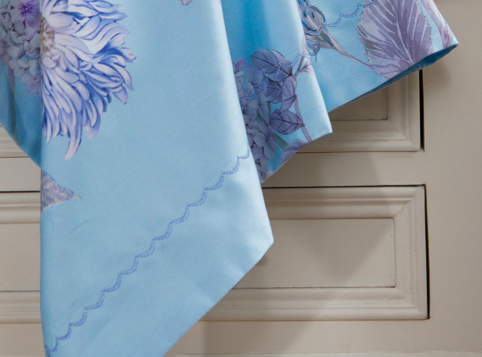 sheet patterned sophisticated 100 cotton bedding sets Daphne Brand
