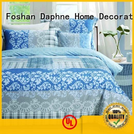 magnolia soft comfortable 100 cotton bedding sets Daphne manufacture