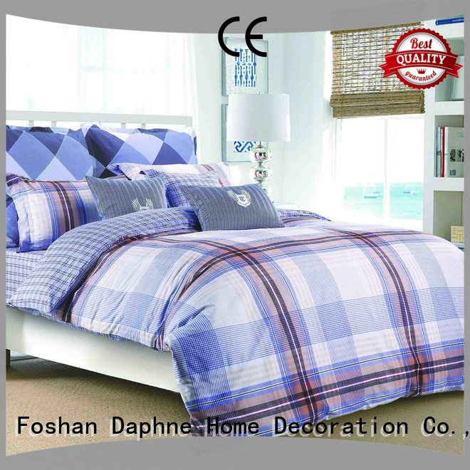Daphne Brand printed bedding brightly Cotton Bedding Sets