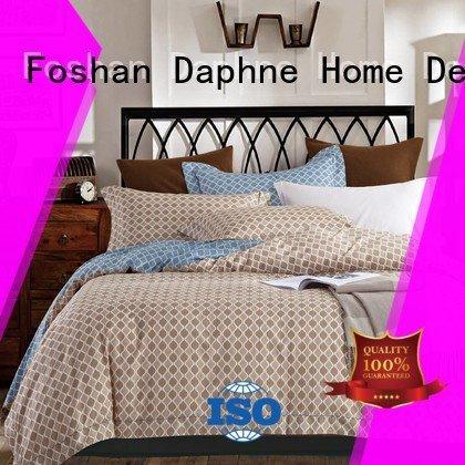 Custom vividly Cotton Bedding Sets pattern 100 cotton bedding sets