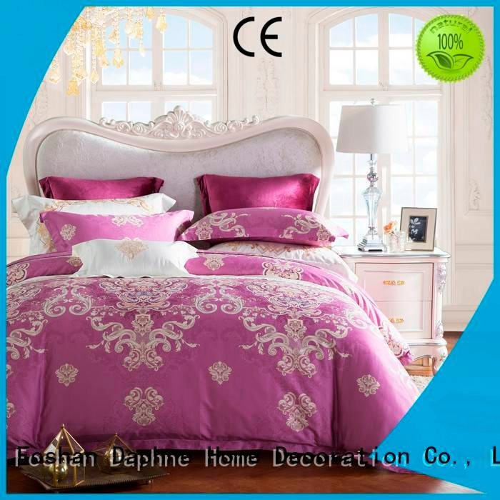 Custom adorable Cotton Bedding Sets brushed 100 cotton bedding sets