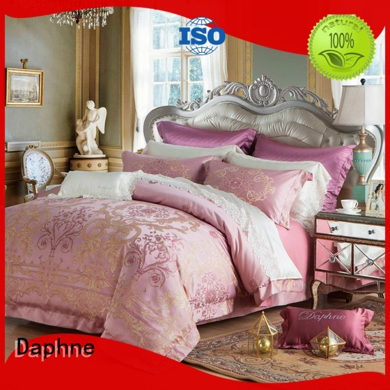 bedding stunning modal Daphne Brand jacquard duvet cover king factory