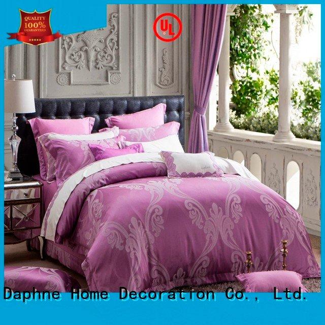 Daphne Brand noble desings linen jacquard duvet cover king