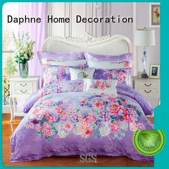 Daphne new modern Jacquard Bedding Set noble elegant