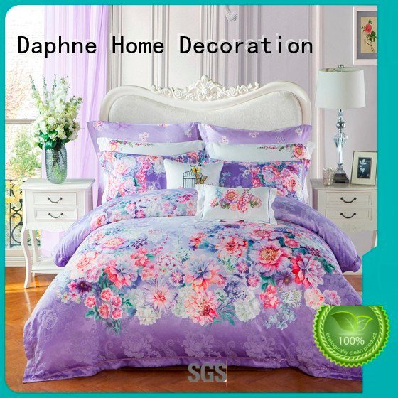 Daphne new modern Jacquard Bedding Set noble elegant