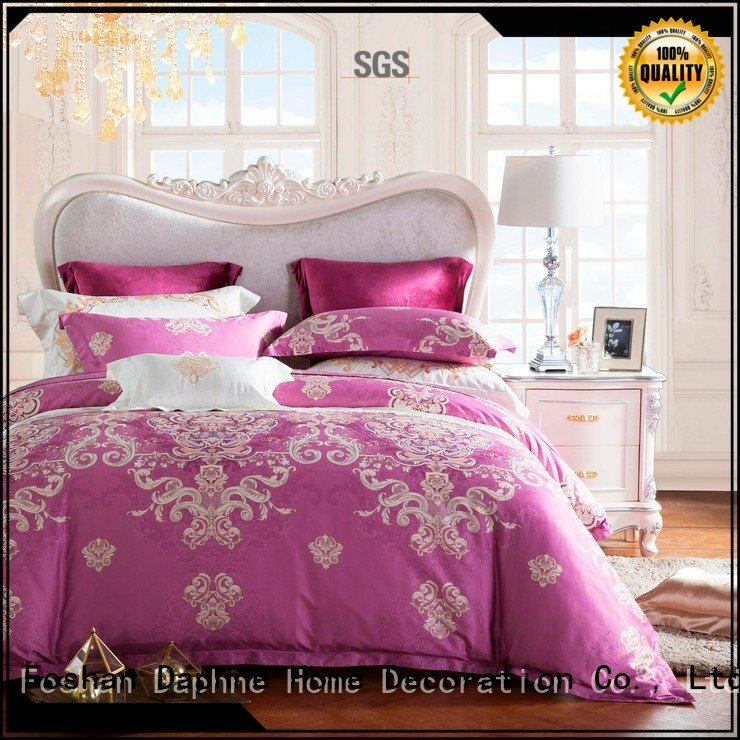 Daphne Brand vividly elegant Cotton Bedding Sets printed lovely