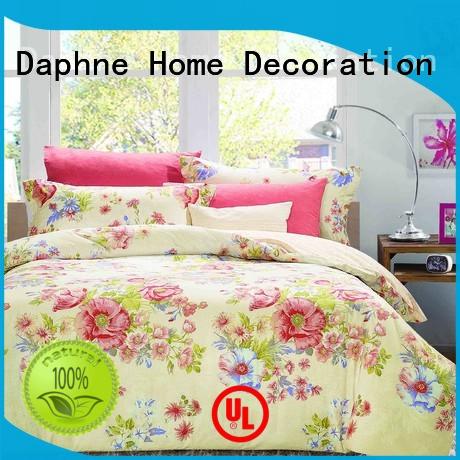 Custom Cotton Bedding Sets embroidery stylish bedding Daphne