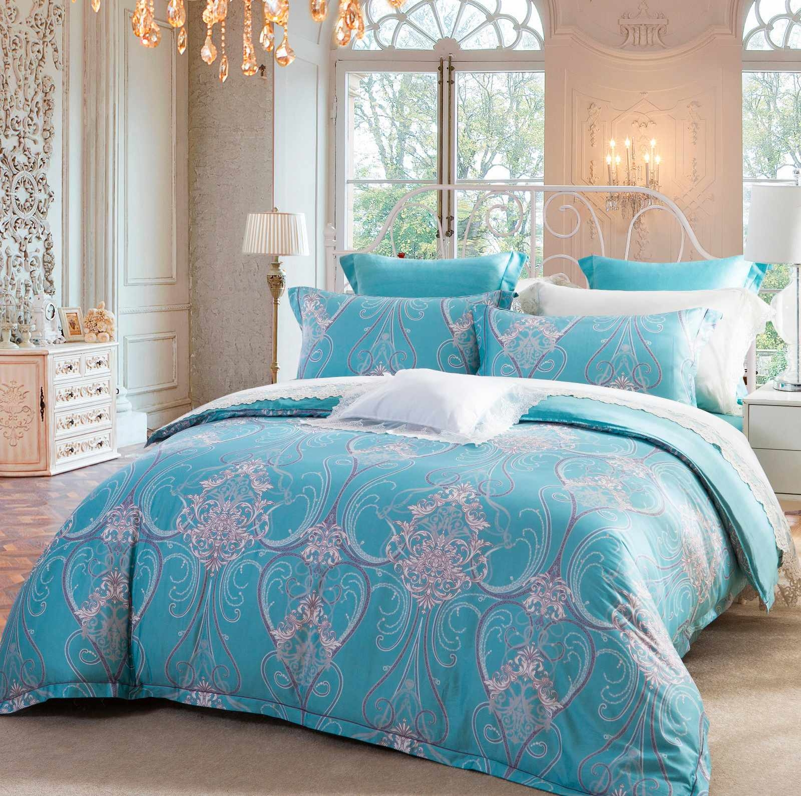 Fascinating Designed Pima Cotton Bedding  6866