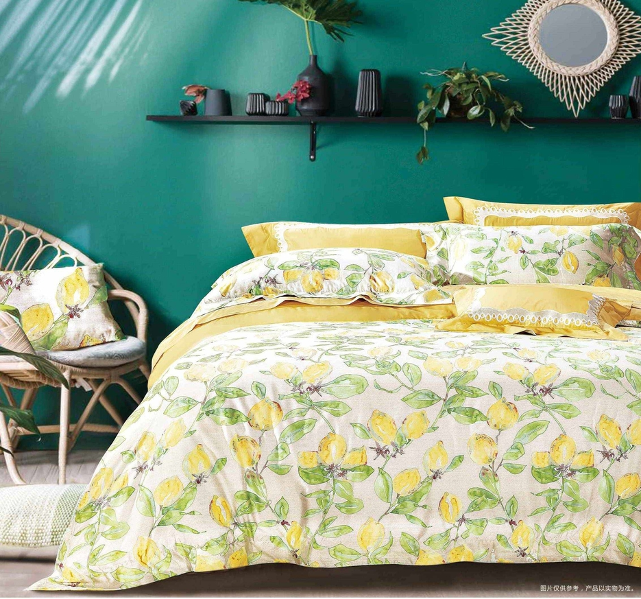 Pure Cotton Bedding Set High Quality