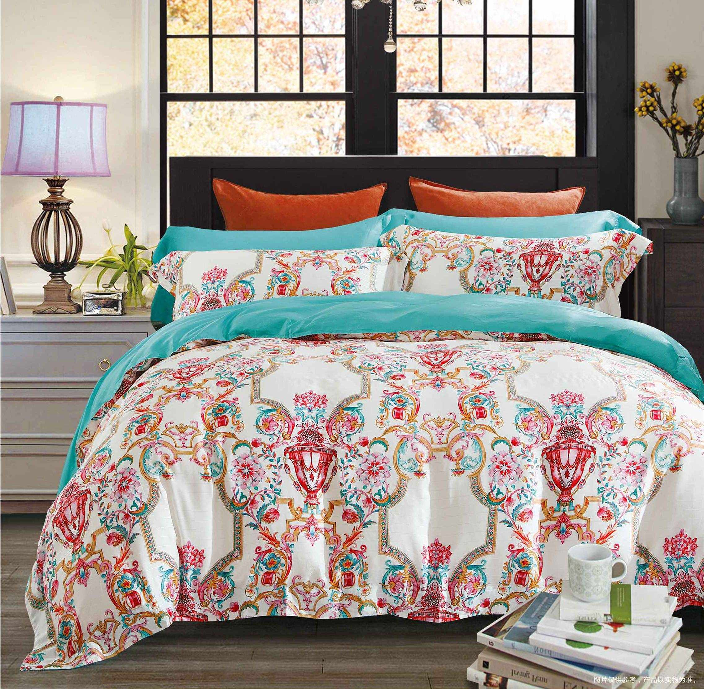 Daphne Sophisticated Design Lyocell Bedding Product Made in China 170757 Other Material Printed image9