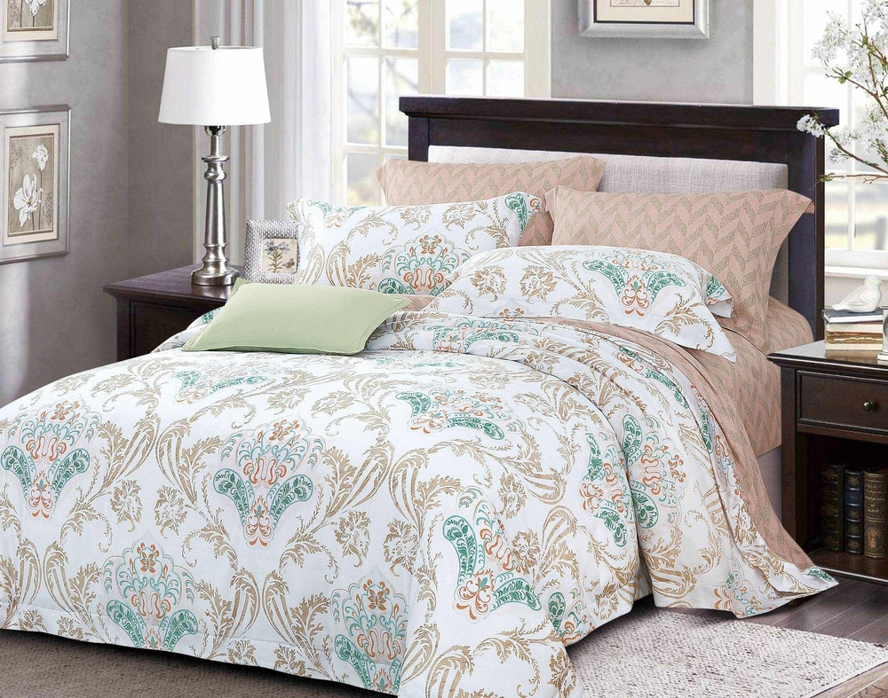 100% Lyocell Soft Bed Linen Made in China 171828