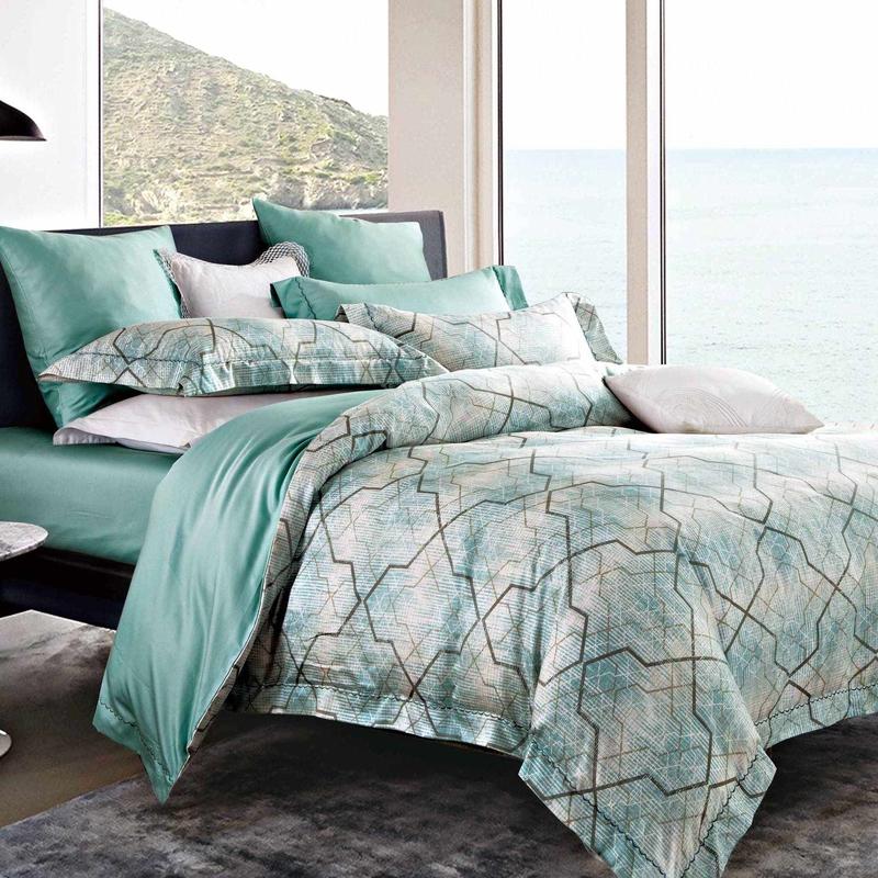 360TC Long-staple Cotton Fashionable Bed Linen 171062