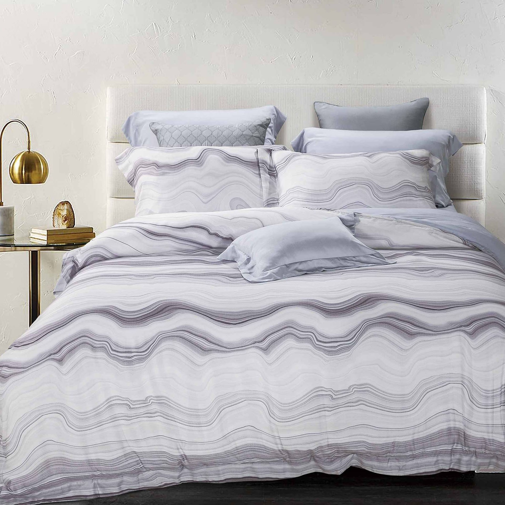 Lyocell Printed Soft Bed Linen 171287