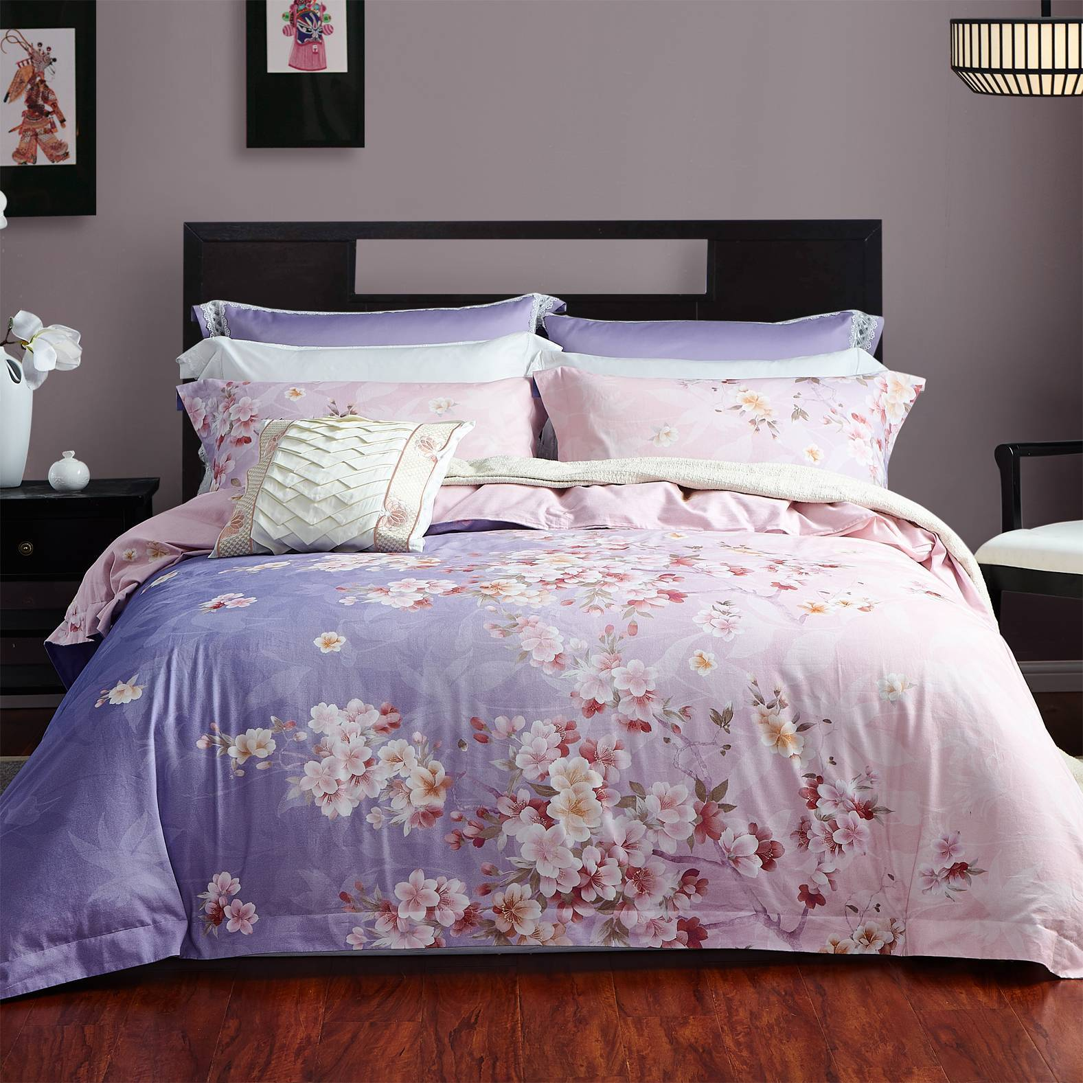 Special Designed Bedding Set 100% Brushed Cotton