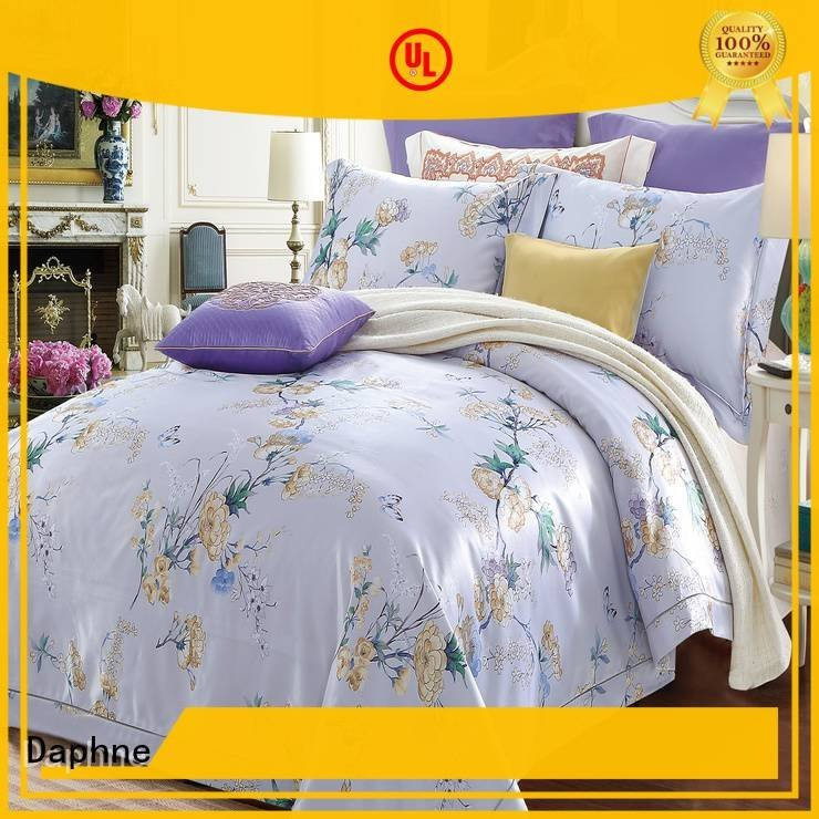 jacquard duvet cover king designs Jacquard Bedding Set rayon Daphne