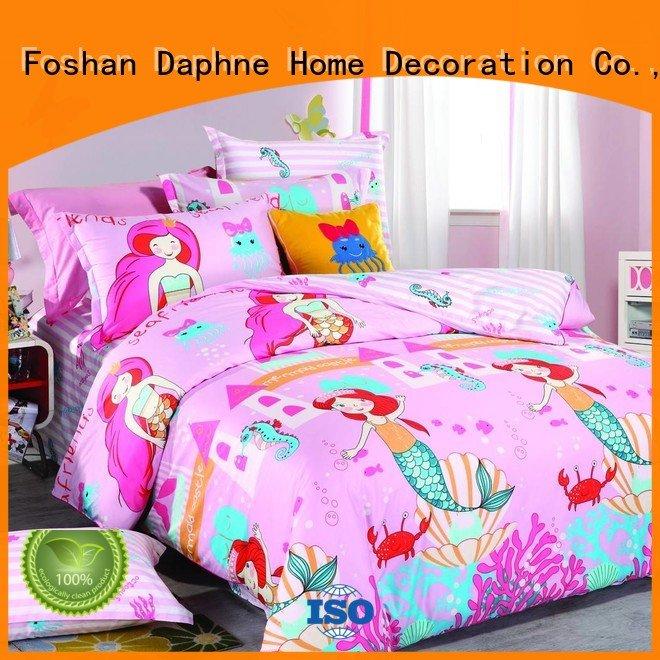 target bedding sets girl bedding theme OEM Kids Bedding Sets Daphne
